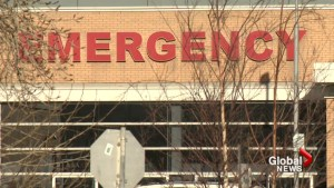 Official says ER at Peter Lougheed Centre reaching critical point